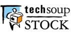 TechSoup Stock logo
