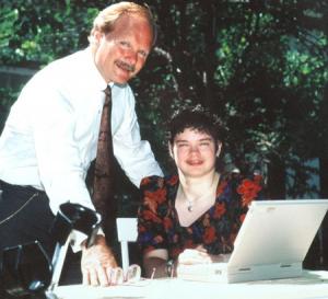 David Bruce McMahan and Cristina McMahan