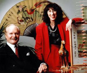 David Bruce McMahan and Yvette Marrin